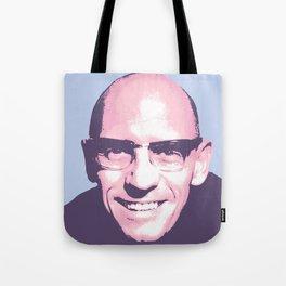 Michel Foucault Tote Bag