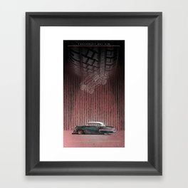 CHEVROLET BEL AIR Framed Art Print