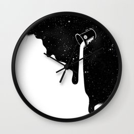 COLLER--STARS Wall Clock