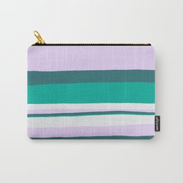 Hermosa, sunset stripes Carry-All Pouch