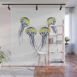 Jelly Groundsel Wall Mural