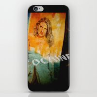 cocaine iPhone & iPod Skins featuring cocaine by ARTito