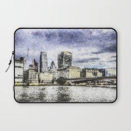 City of London Art Laptop Sleeve