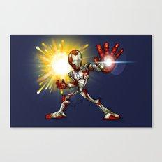 IRON MAN mark 42 Canvas Print