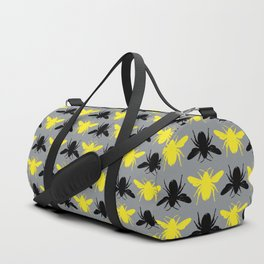 Bumble Bees Duffle Bag