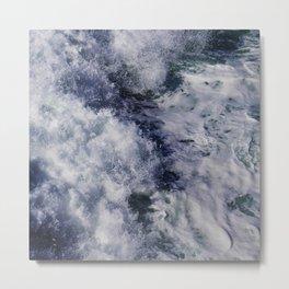 Waves #1 Metal Print