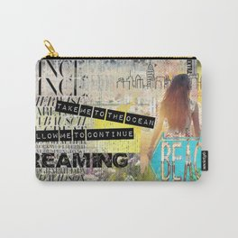 Continue Dreaming Carry-All Pouch
