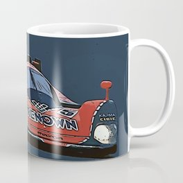 787B at Le Mans Coffee Mug