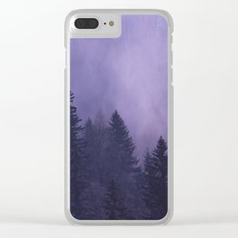You are my favorite season ! Clear iPhone Case