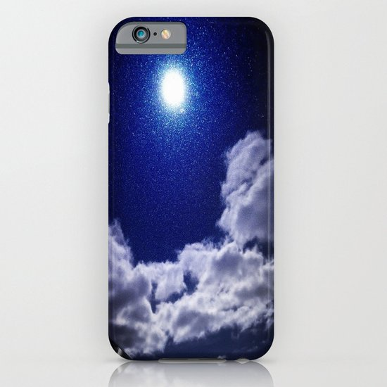 Signs in the Sky Collection I- in its original deep blue iPhone & iPod Case