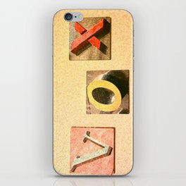 The Voice iPhone Skin