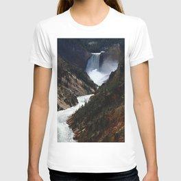 Grand Canyon of theYellowstone T-shirt