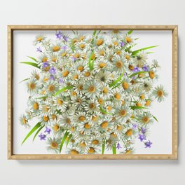 Chamomile Serving Tray