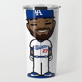 "THE VICTRS ""The Bison"" Bobble Toon Travel Mug"
