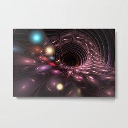 Supermassive Black Hole Metal Print