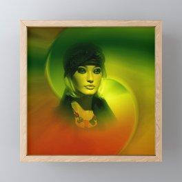 mannequin art -100- Framed Mini Art Print