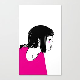 Girl 1 Canvas Print