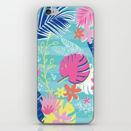 Tropical Vibes iPhone Skin