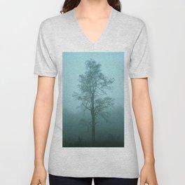 one tree shenandoah national park Unisex V-Neck
