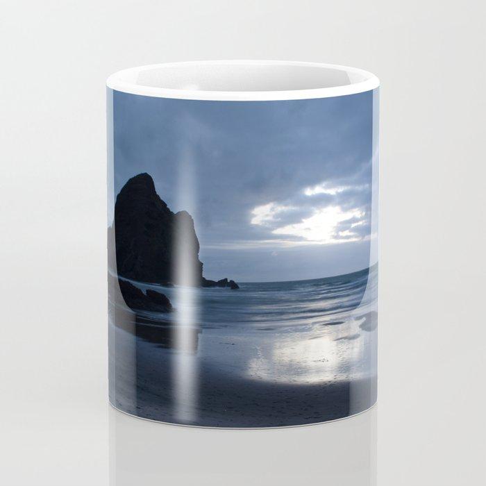 Evening Waves Coffee Mug