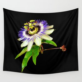 Exotic beauty Wall Tapestry