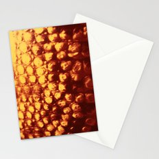 Croc Abstract V Stationery Cards