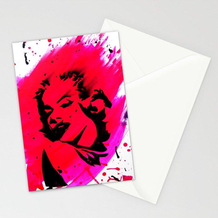 Marilyn Monroe. Stationery Cards