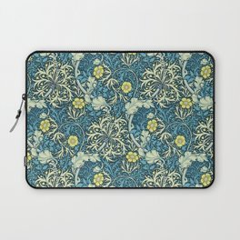 """William Morris """"Seaweed"""" 1. Laptop Sleeve"""