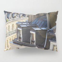Paris Rooftops Pillow Sham