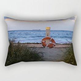 Morning View Rectangular Pillow