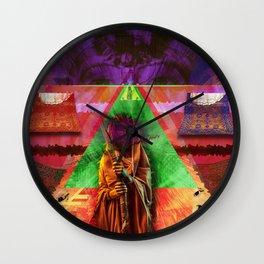 EYE OF EVERYTHING Wall Clock