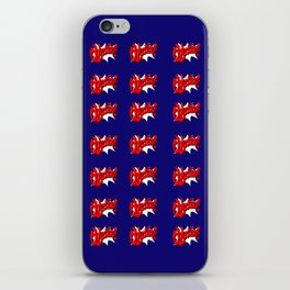 ACE ATTORNEY PHOENIX WRIGHT: OBJECTION! iPhone Skin