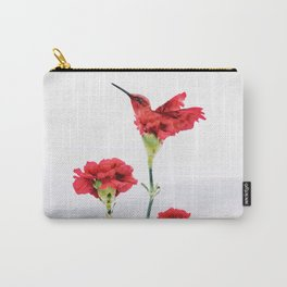 Carnation (r)evolution Carry-All Pouch