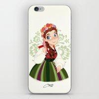 poland iPhone & iPod Skins featuring Poland by Melissa Ballesteros Parada