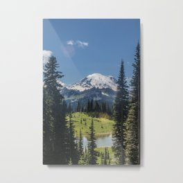 Mt. Rainer # 2 Metal Print