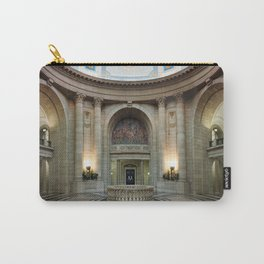 Manitoba Legislative Building - Rotunda Carry-All Pouch
