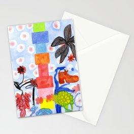 Shoe Tree Stationery Cards
