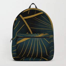 Elephant Leaves Backpack