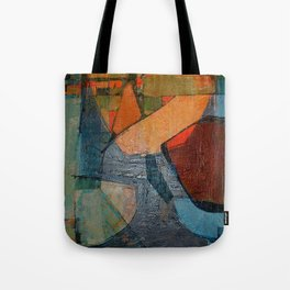 Olympic Boxing Tote Bag