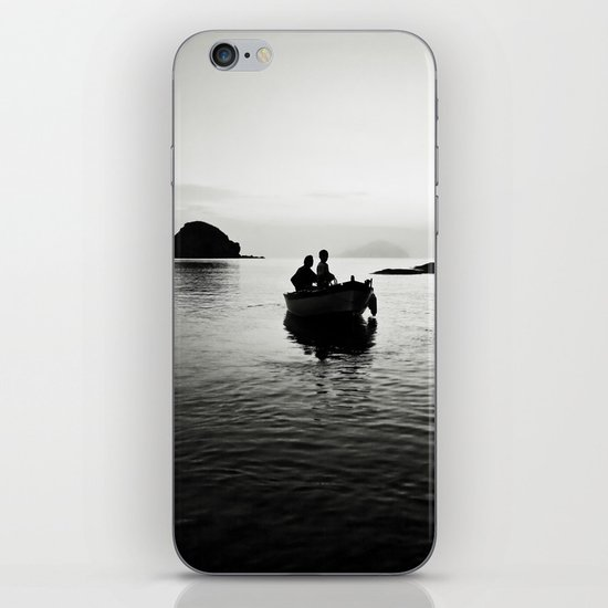Salina iPhone & iPod Skin