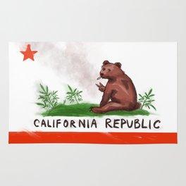 Smokey Bear Rug