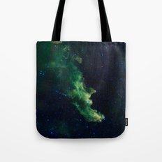 Witch Head Nebula Tote Bag