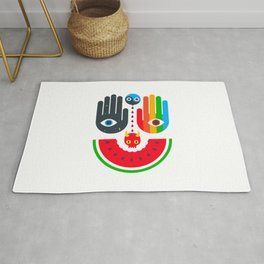 Idle Hands Rug