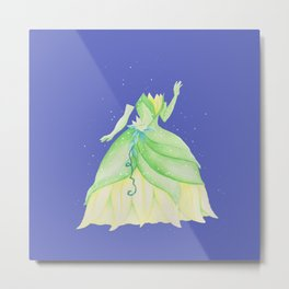 Tiana Dress Metal Print