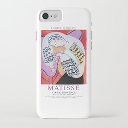 Matisse Exhibition - Aix-en-Provence - The Dream Artwork iPhone Case