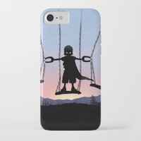 magneto iPhone & iPod Cases featuring Magneto Kid by Andy Fairhurst Art