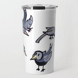 Lots of Mrs Magpies Travel Mug