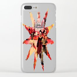 Fuck! Clear iPhone Case