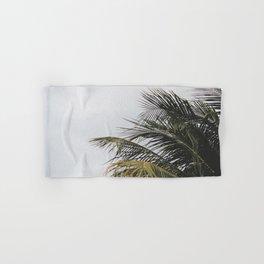 palm treee Hand & Bath Towel