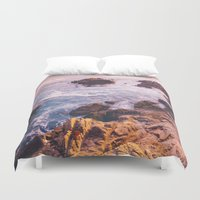big sur Duvet Covers featuring Big Sur California by Bethany Young Photography